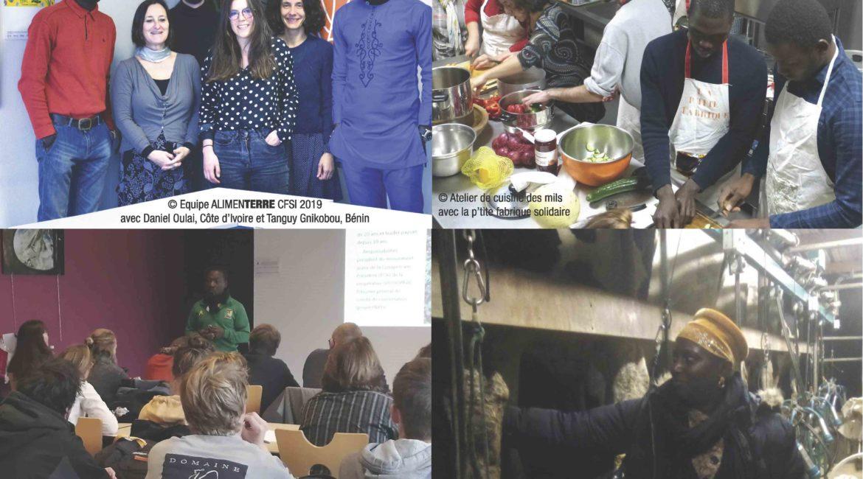Bilan des activités ALIMENTERRE 2019 : les citoyens engagés pour une alimentation durable et solidaire au rendez-vous