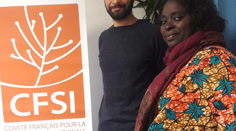 PCPA Congo et Algérie : 2 coordinateurs en visite à Paris