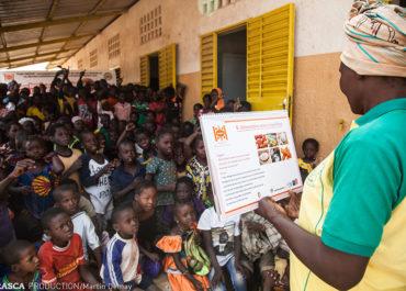Innover face à la crise : avec Acting for Life au Bénin