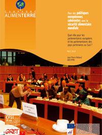Pour des politiques européennes cohérentes avec la sécurité alimentaire mondiale