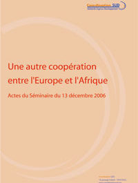 Une autre coopération entre l'Europe et l'Afrique