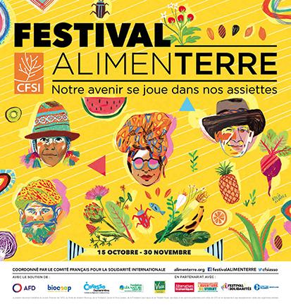 Le festival ALIMENTERRE ouvre ses portes le 15 octobre 2020 !