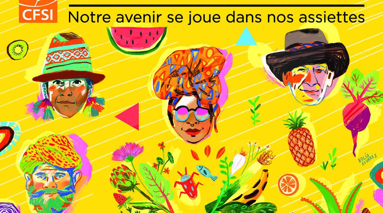 15 octobre 2019 : Lancement du festival ALIMENTERRE !