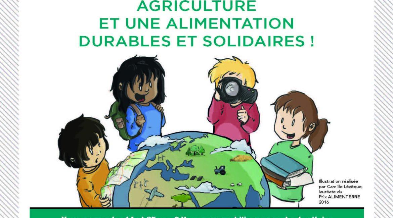 7e édition du Prix ALIMENTERRE : envoyez-nous vos initiatives avant le 31 mars 2020 !