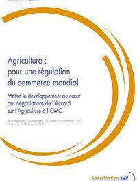 Agriculture : pour une régulation du commerce mondial