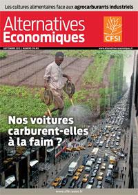 Les agrocarburants concurrencent les cultures alimentaires