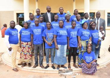 Au Congo Brazzaville : défendre les droits des personnes vivant avec le VIH