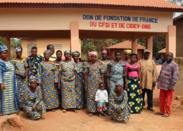 Au Bénin : les femmes contribuent à la sécurité alimentaire