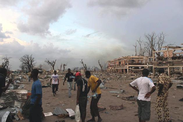 Congo : solidaires avec la population !