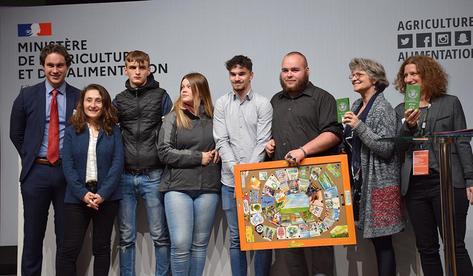 25 février 2020 : les lauréats du Prix ALIMENTERRE 2019 au Salon de l'agriculture !