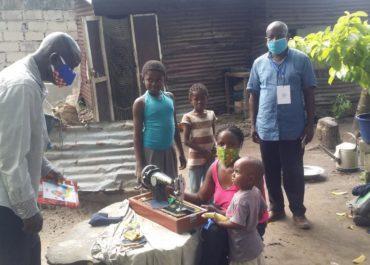Au Congo Brazzaville : l'accès aux biens essentiels et aux masques