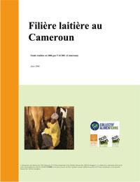 Filière lait au Cameroun