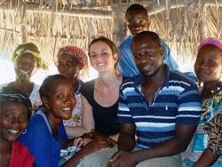 Du riz local pour nourrir les villes en Guinée : interview de Floriane Thouillot
