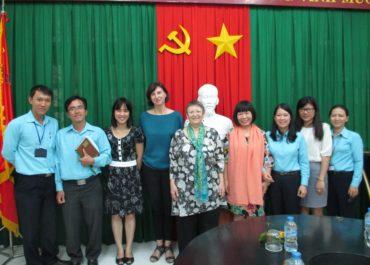 Une alliance France-Vietnam en faveur du droit des femmes