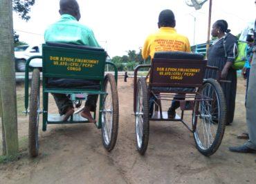 Au Congo Brazzaville : défendre les droits des personnes en situation de handicap
