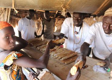 Au Sénégal : contre la faim