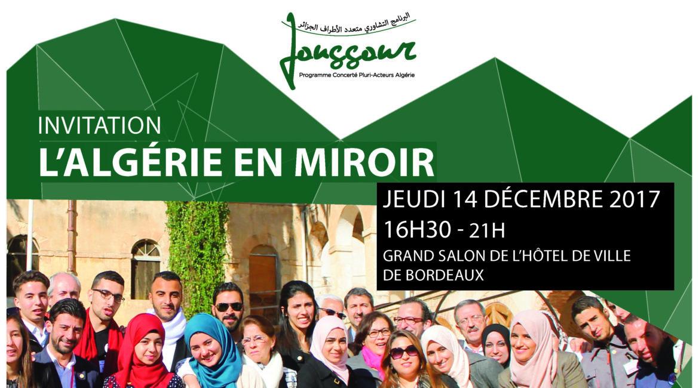 L'Algérie en miroir : Tables rondes