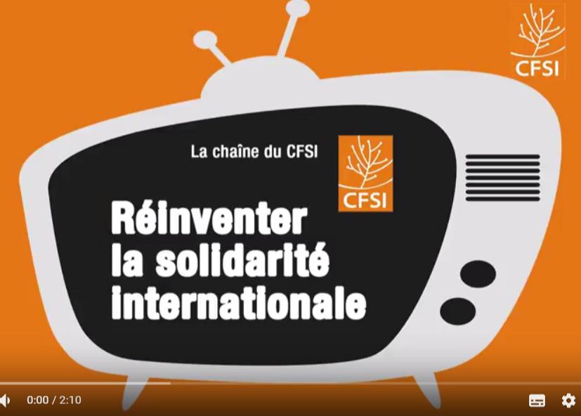 La solidarité internationale