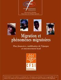 Migration et phénomènes migratoires