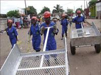 Mozambique : les habitants s'organisent pour améliorer leur quotidien