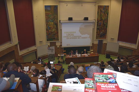 Séminaire international : 120 participants réunis à Paris pour le consommer local