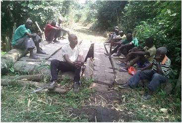Au Congo : améliorer l'accès aux soins et aux denrées alimentaires en réhabilitant les pistes rurales