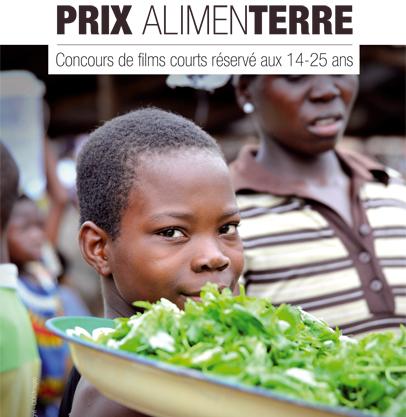Prix ALIMENTERRE 2014