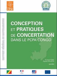 Conception et pratiques de concertation dans le PCPA Congo