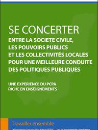 Les principaux enseignements des pratiques de concertation de la société civile congolaise
