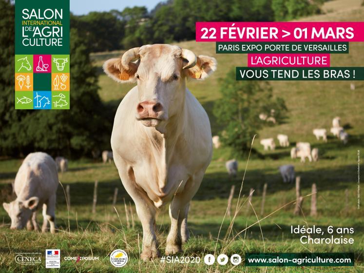 Les lauréats du Prix ALIMENTERRE 2019 au Salon de l'agriculture à Paris