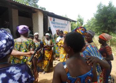 Togo : 45 femmes réhabilitent une huilerie artisanale