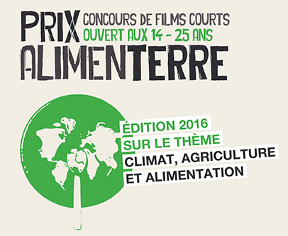 Révélation des films nominés au Prix ALIMENTERRE 2016