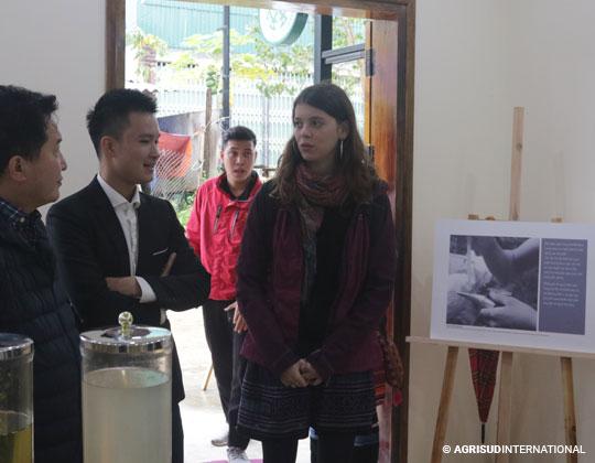 Exposition photo VIetnam © Agrisud International