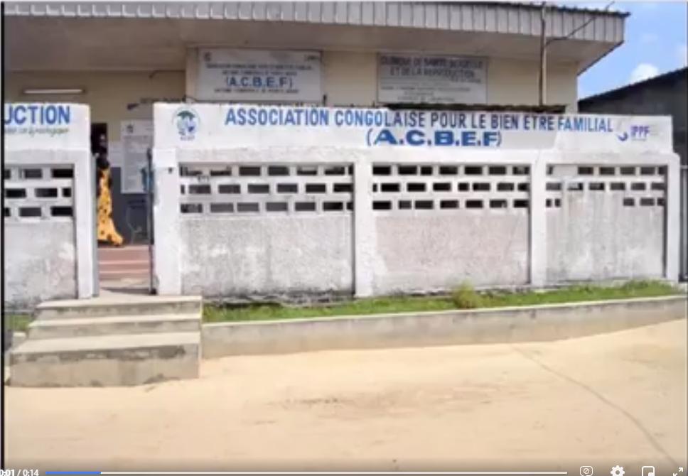 centre de santé ACBEF PCPACongoBrazza