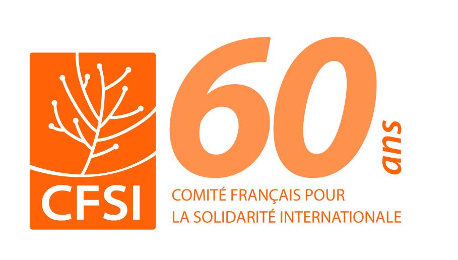 Logo CFSI 60 ans