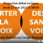 Projection-débat : 12 ans d'action au Congo-Brazzaville