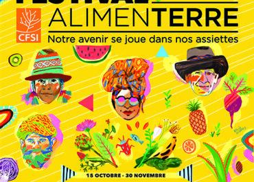 Festival ALIMENTERRE : découvrez la sélection 2021 !